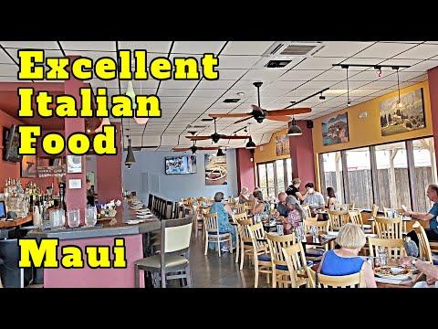 Fabiani's Italian Pizzeria Kihei. Excellent Italian Food. Awesome Pizza