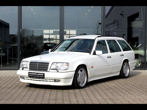 Tuning Mercedes Benz W124 Universal #2