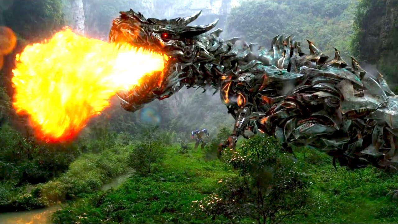 Transformers 4 imagine dragons trailer youtube for Gimnasio 5 dragones