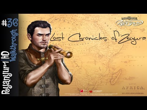 Lost Chronicles of Zerzura Walkthrough - PART 36 | Outer Chamber & Final Fight - End | HD