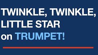 Trumpet Sheet Music Le Le Li Star Easy Trumpet Score