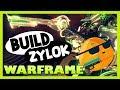 Warframe ZYLOK BUILD Español ⚡ La Sybaris de bolsillo 😂
