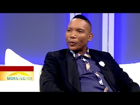 Neyi Zimu on his latest album 'The Waiting Is Over'