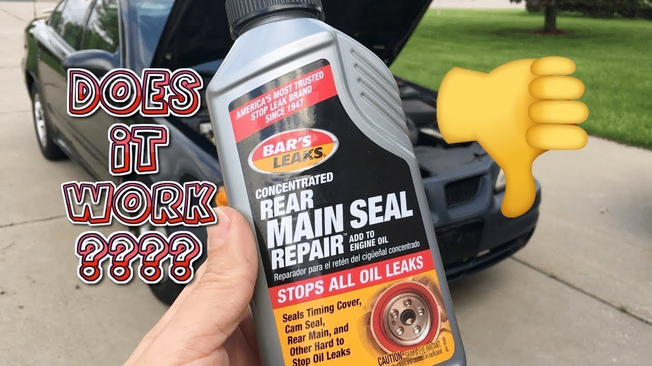 Bar's Oil Stop Leak - Does it Work?? Full Review on it!!