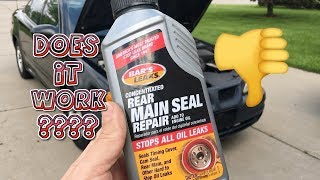 Bar's Oil Stop Leak - Does it Work?? Full Review on it!!