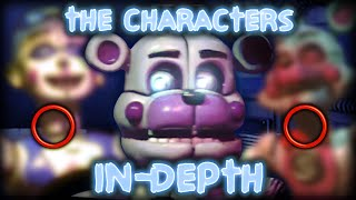 How Dangerous Are The NEW Animatronics!? || Five Nights At Freddy's: Sister Location In-Depth