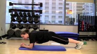 Fit in a minute | plank -