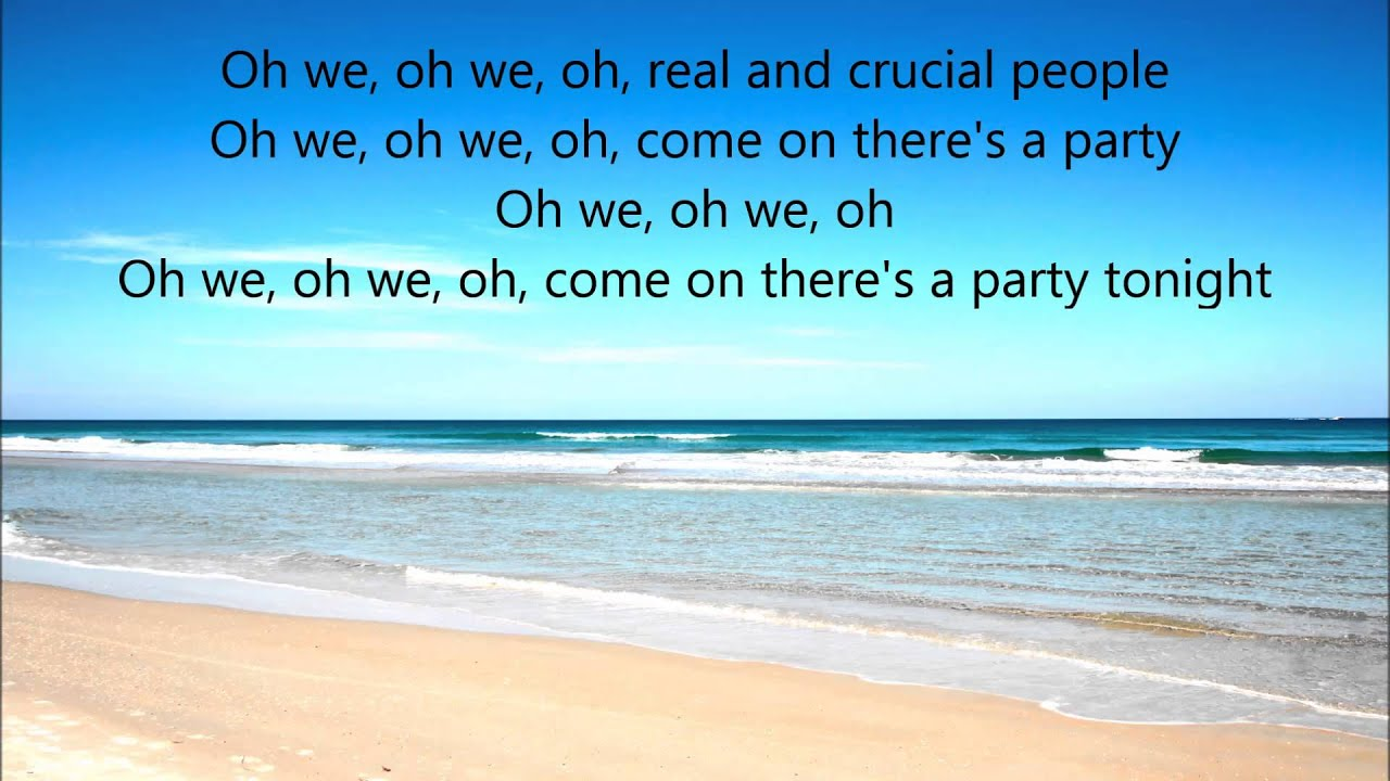 Sex on the beach lyrics pics 49
