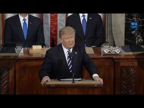 Highlights : Trump's first address to Congress
