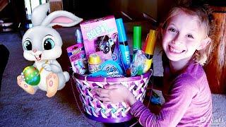 Easter Morning Addie Finding Her Easter Basket & Eggs 🐰 Happy Easter