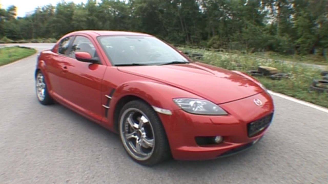 Разоблачение слухов о Mazda rx-8 или обзор вместимости - YouTube