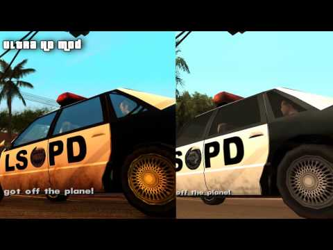 GTA 𝕾𝖆𝖓 𝕬𝖓𝖉𝖗𝖊𝖆𝖘 HD - Ultimate Remastered - MoD - [2016 Graphics]