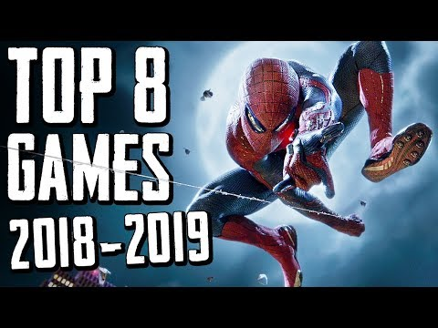 Top 8 MIND BLOWING Games of 2018 & 2019   Most Anticipated Games on PS4, Xbox, PC
