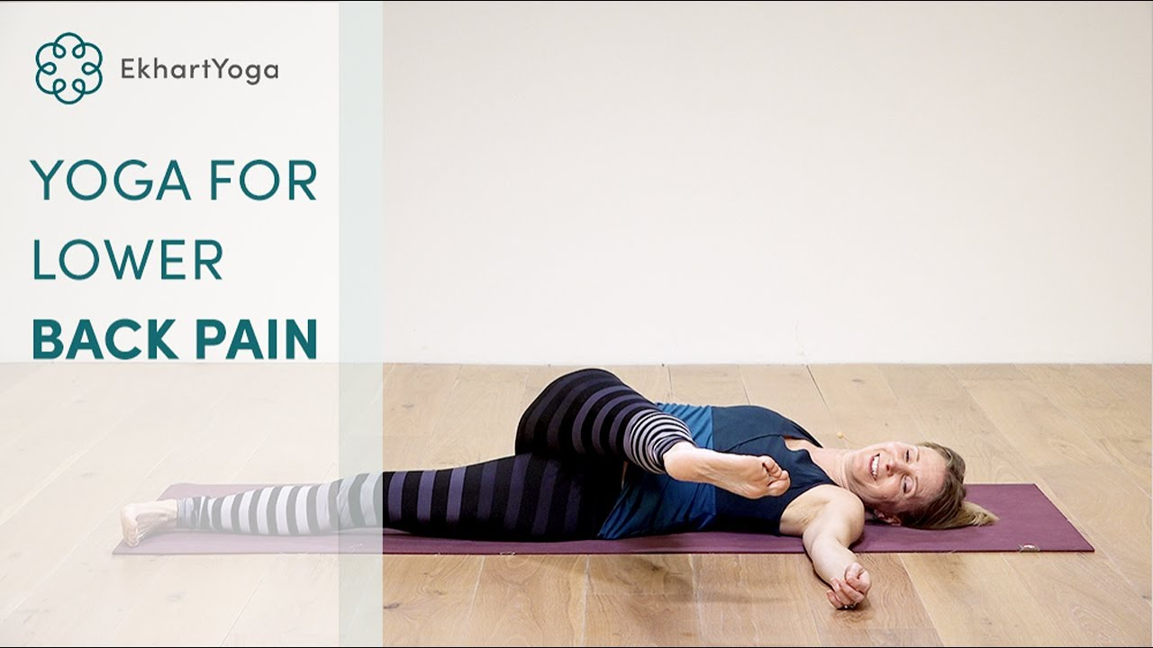 Yoga For Lower Back Pain Course