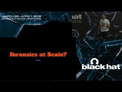 Incident Response @ Scale-Building a Next Generation SOC