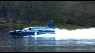 Donald Campbell - The Bluebird - Speed King - BBC Story  - Unseen Footage