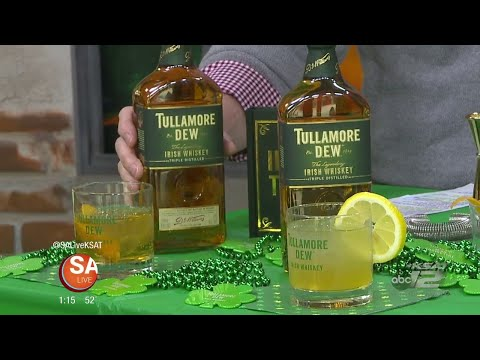 Tullamore D.E.W. Irish whiskey | SA Live | KSAT 12