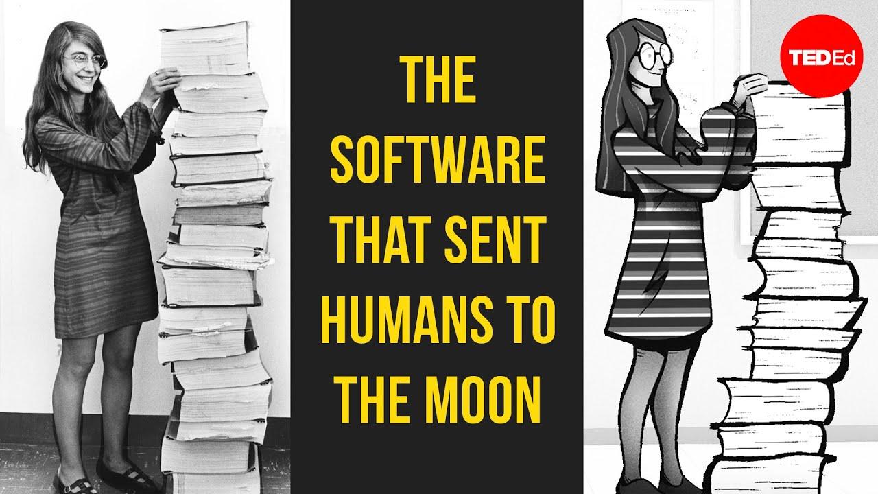 NASA's first software engineer