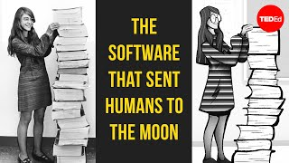 How one woman put man on the moon - Matt Porter & Margaret Hamilton