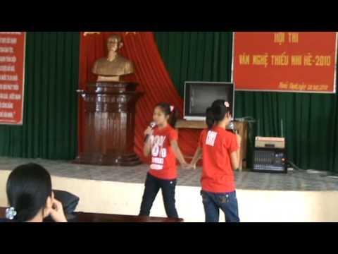 Mưa Hè - THCS Phước Thạnh 2010