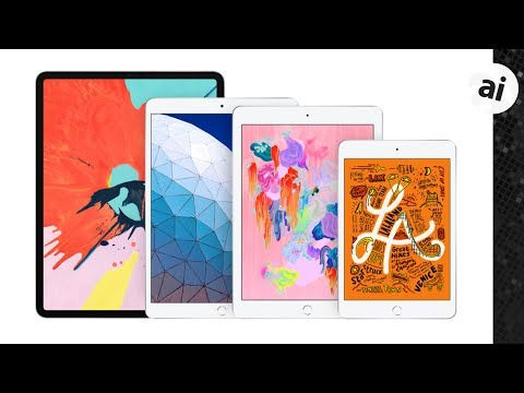 Which IPad Is Right For You In 2019? IPad, IPad Mini, IPad Air, IPad Pro!