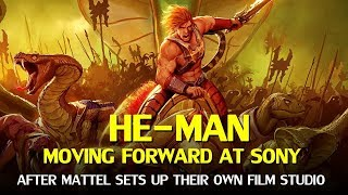He-Man moving forward at Sony, Warner announces Barbie, first feature from Mattel Films