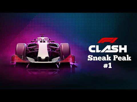 F1 Manager  F1 Clash Sneak Peak #1