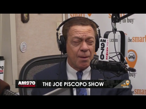 The Joe Piscopo Show 3/26/19 Live Stream - AM 970 The Answer
