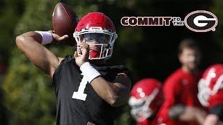 Georgia Bulldogs Spring Practice | Attack The Day | #SicEm18