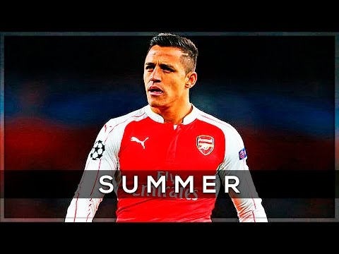 Alexis Sánchez – End Of The Summer   4K