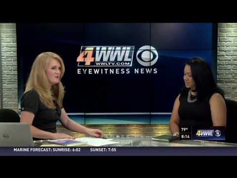 New Orleans Business Alliance WWL-TV Morning Show May 27, 2017