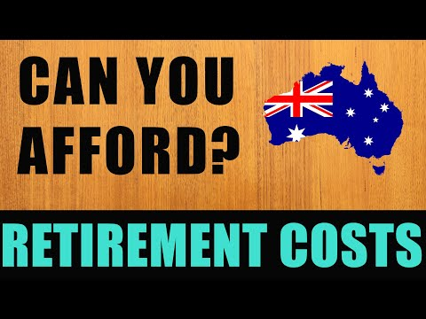 Retirement Costs Of Living In Australia
