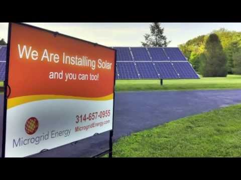 Install Solar Panels For Your Home – Microgrid Solar