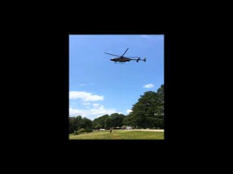 Shelby County Deputies receive assistance from ALEA helicopters in rescue
