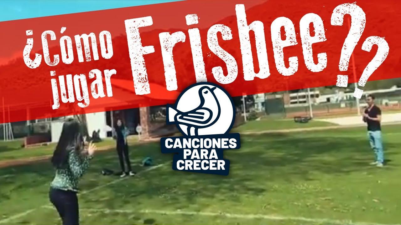 Aprende a jugar Frisbee