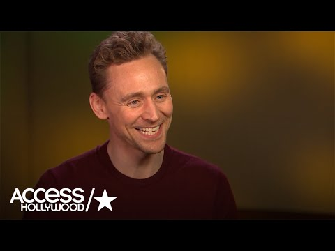 Tom Hiddleston On Working With Brie Larson In 'Kong: Skull Island'