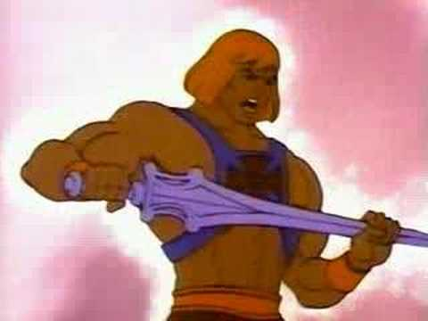He-Man y los Masters del Universo - Opening en castellano