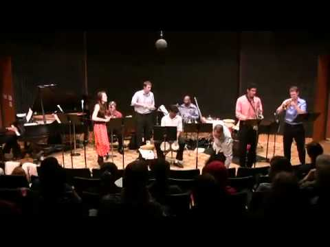 Stanford Afro-Latin Jazz Ensemble