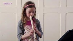 Trinity College London Grade 1 Recorder Exam