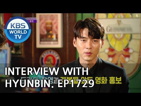 Interview with Hyunbin [Entertainment Weekly/2018.09.17]
