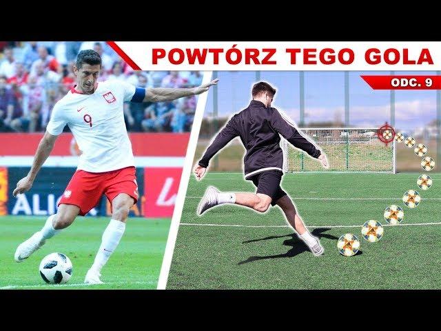 POWTÓRZ GOLA | Reprezentacja Polski - Rekonstrukcje bramek | GDfootball