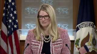 Daily Press Briefing:  October 20, 2014