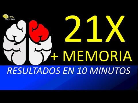 El Secreto para mejorar la memoria. 4...