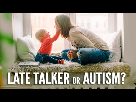 Is Your Child Talking Late or Is it Autism?