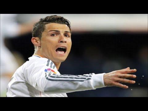 Cristiano Ronaldo cries foul vs Barcelona, Refs, El Clasico