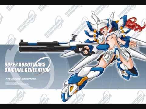Armageddon - (Super Robot Wars: Divine Wars)