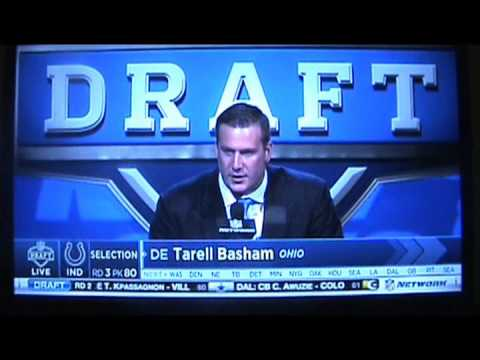 2017 NFL Draft Colts 3rd Round Pick Reaction