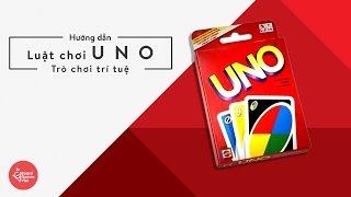 Board Games Việt - Hướng dẫn chơi Uno