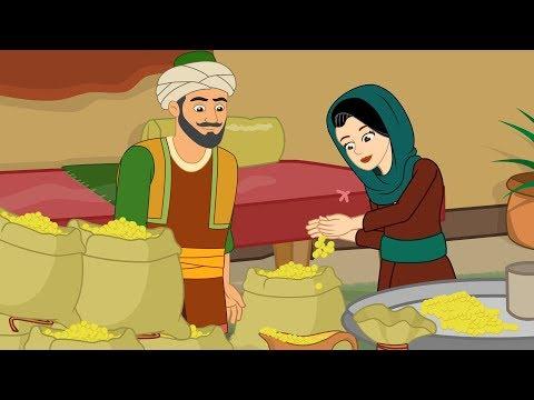 Смотреть онлайн мультфильм али баба