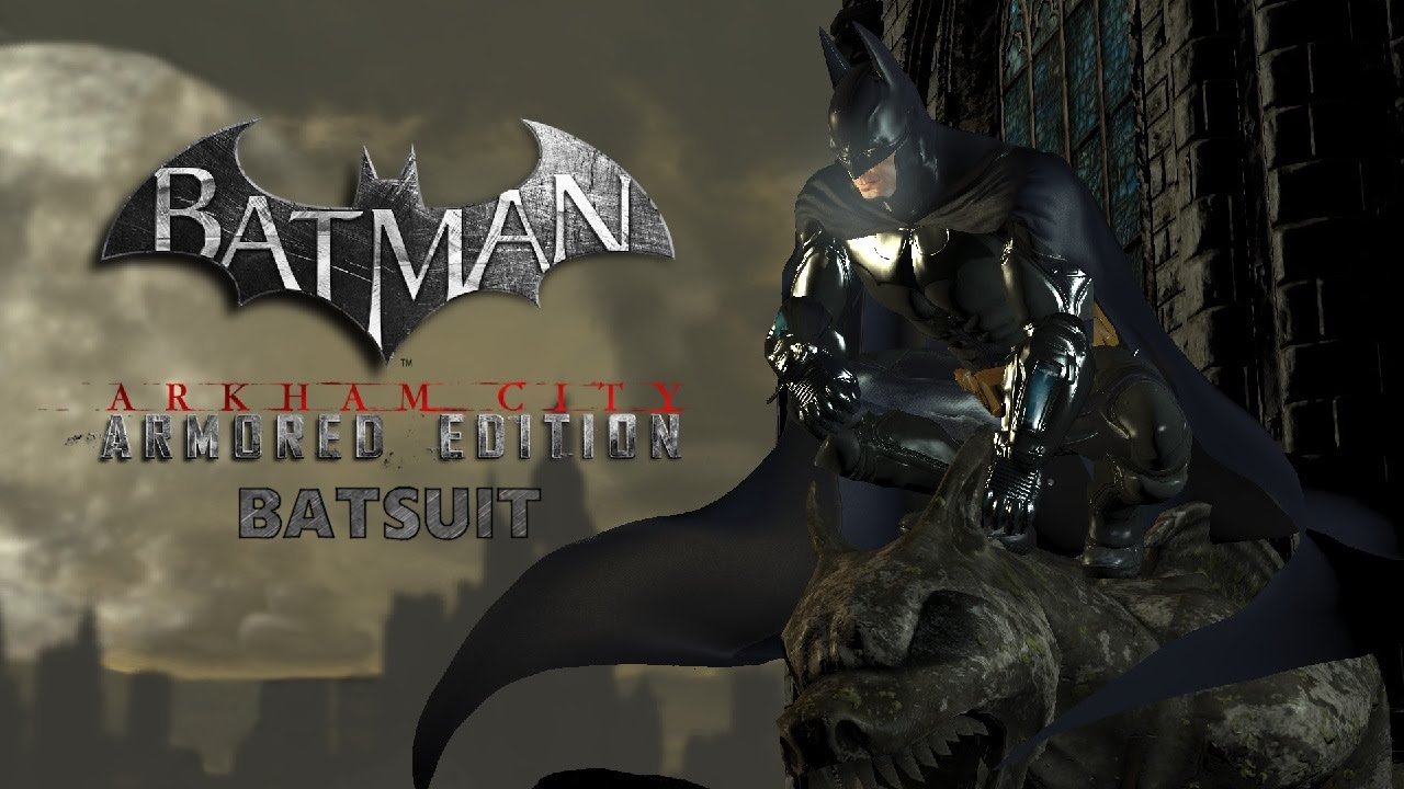 skin batman arkham city wiiu armoured edition batman